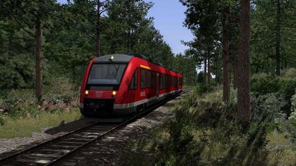 скриншот Train Simulator: Norddeutsche-Bahn: Kiel - Lübeck Route Add-On 0