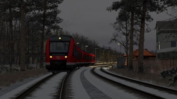 скриншот Train Simulator: Norddeutsche-Bahn: Kiel - Lübeck Route Add-On 2