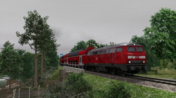 скриншот Train Simulator: Norddeutsche-Bahn: Kiel - Lübeck Route Add-On 3