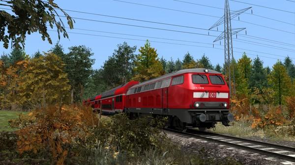 скриншот Train Simulator: Norddeutsche-Bahn: Kiel - Lübeck Route Add-On 1