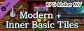 RPG Maker MV - Modern + Inner Basic Tiles