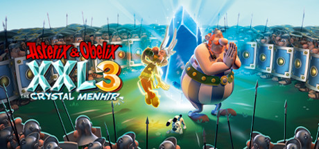 Asterix & Obelix XXL 3 - The Crystal Menhir (MAC) Free Download