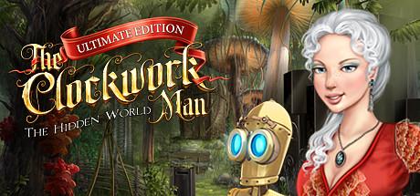 Купить The Clockwork Man: The Hidden World