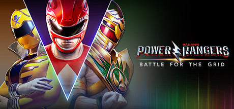 Power Rangers: Battle for the Grid Capa