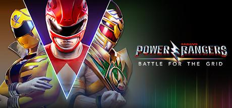 Resultado de imagem para Power Rangers: Battle for the Grid