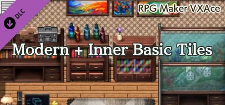Купить RPG Maker VX Ace - Modern + Inner Basic Tiles (DLC)