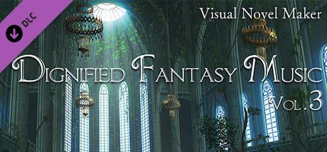 Купить Visual Novel Maker - Dignified Fantasy Music Vol.3 - Symphonic - (DLC)