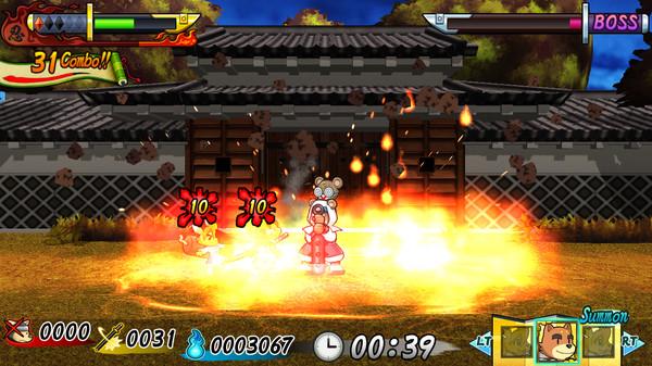 Shinobi Spirits S Legend of Heroes/忍スピリッツS 真田獣勇士伝