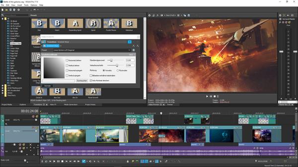 VEGAS Pro 17 Edit Steam Edition