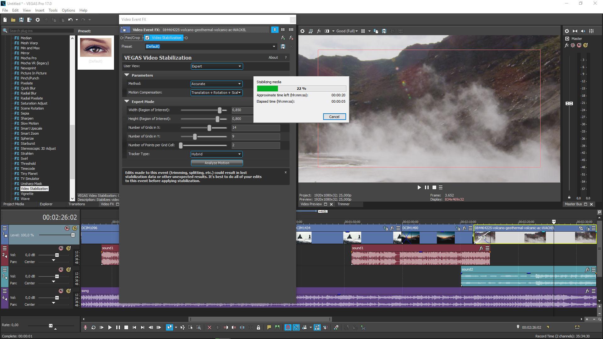 VEGAS Pro 17 Edit Steam Edition Resimleri