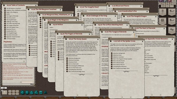 Fantasy Grounds - Tales of the Old Margreve (5E) (DLC)