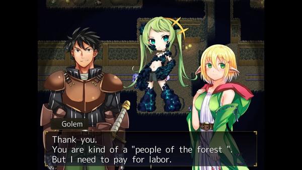 Double Elf Fantasy