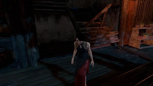 灵魂筹码 - 安琪夜未央礼服 Soul at Stake - Night Still Young Angie's Outfit (DLC)