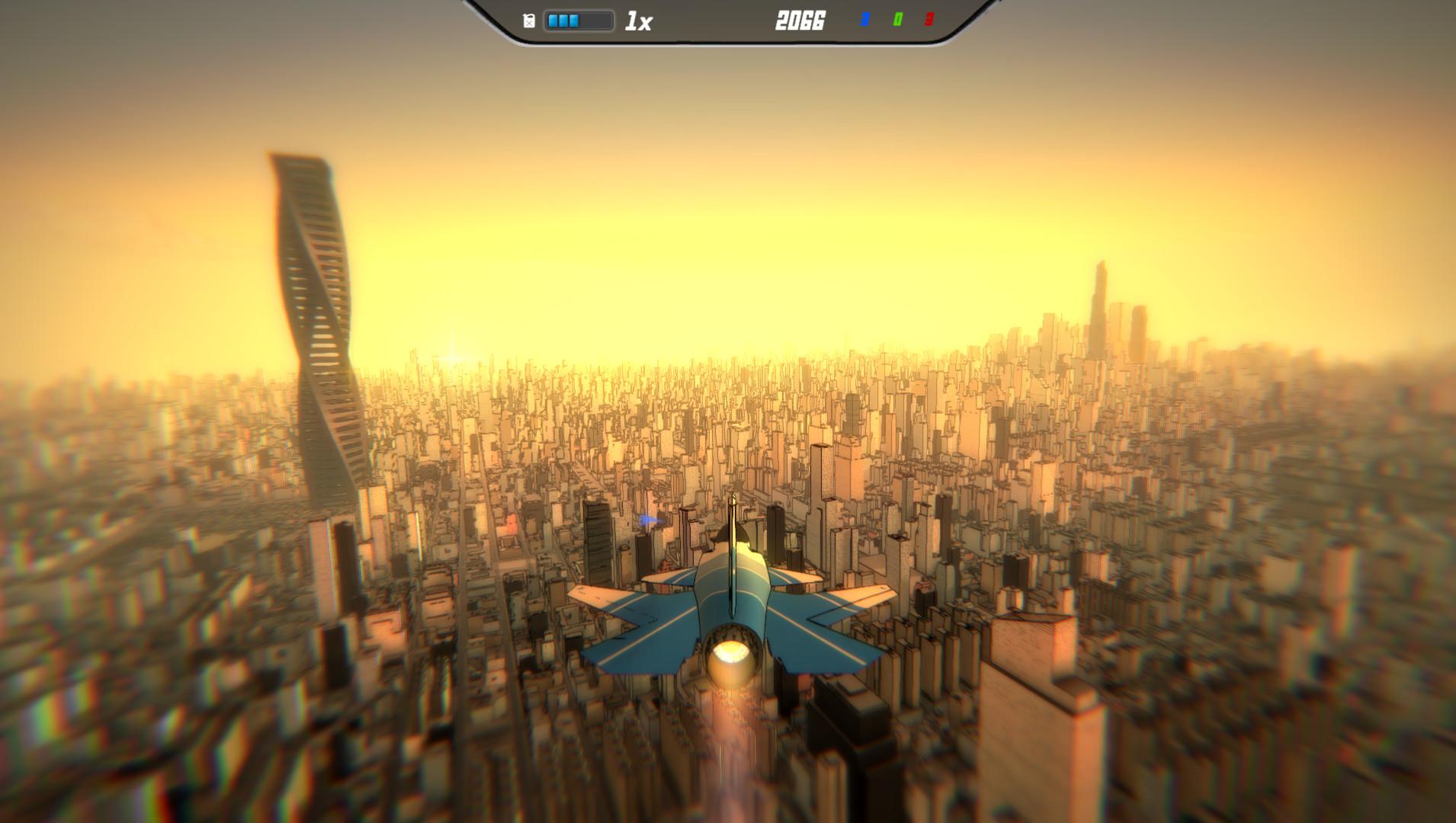 What's On Steam - Infinite Skyline: Superflight