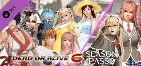Купить DOA6 Season Pass 2 (DLC)