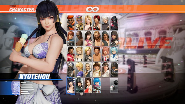DOA6 Seaside Eden Costume Set (DLC)