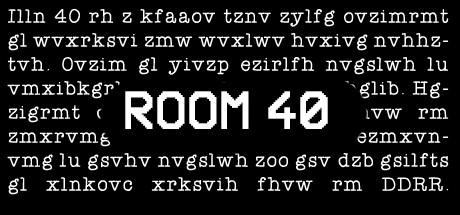 Купить Room 40