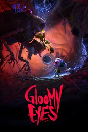 Gloomy Eyes poster image on Steam Backlog