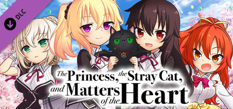 Купить Concept Design of  anime - The Princess, the Stray Cat, and Matters of the Heart (DLC)