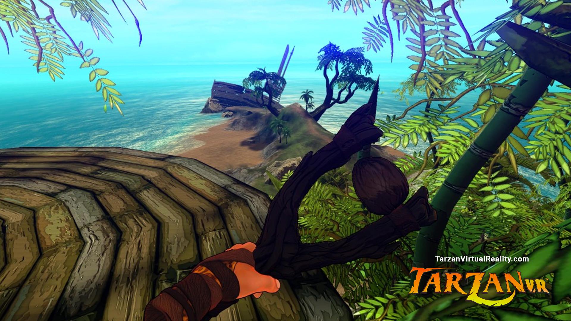Tarzan Vr On Steam