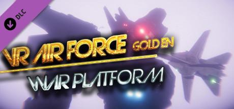 War Platform:VR Air Force Golden Enhanced Edition