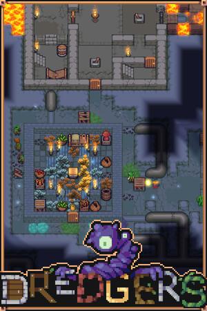 Dredgers poster image on Steam Backlog
