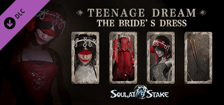 "灵魂筹码 - 绣娘春闺怨时装 Soul at Stake - ""Teenage Dream"" the Bride's Dress"