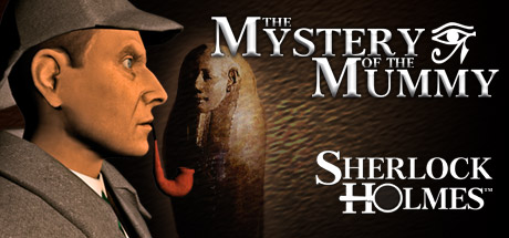 Купить Sherlock Holmes: The Mystery of the Mummy
