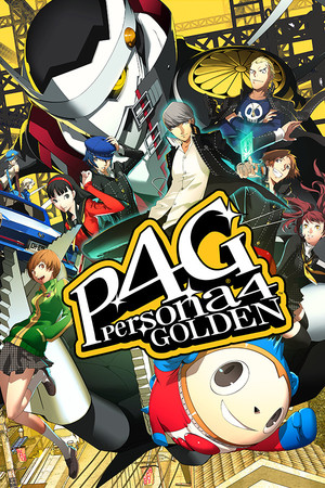 Persona 4 Golden poster image on Steam Backlog