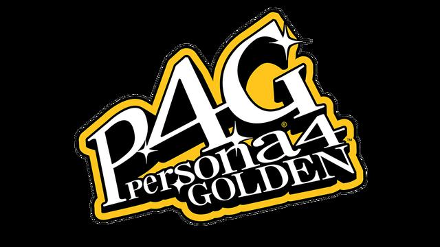Persona 4 Golden logo