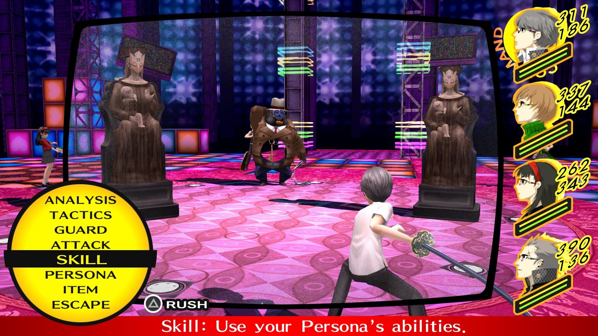 Persona 4 Golden Screenshot 3