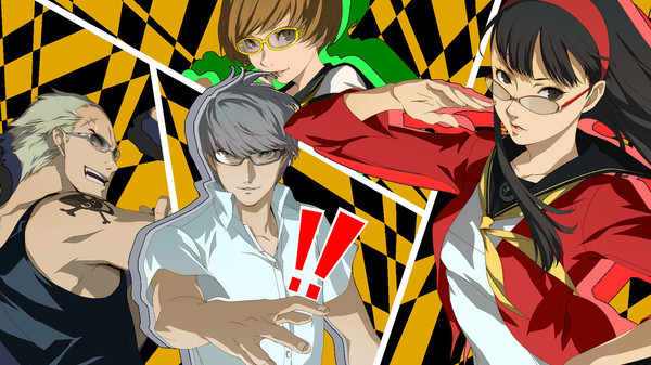 Persona 4 Golden Image 6