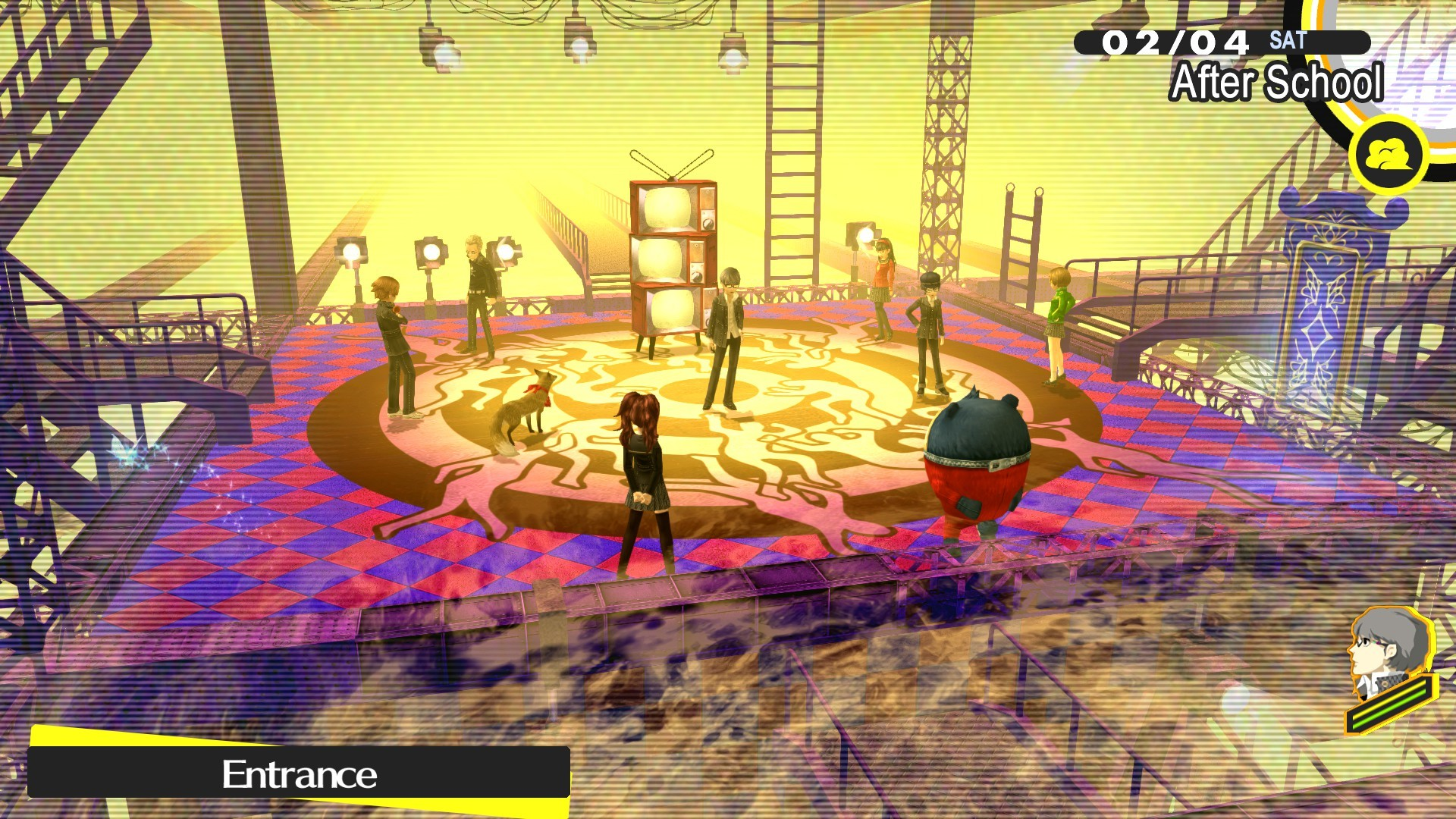 Persona 4 Golden Screenshot 2
