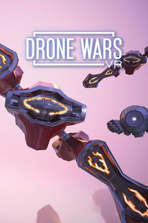 Drone Wars VR poster image on Steam Backlog