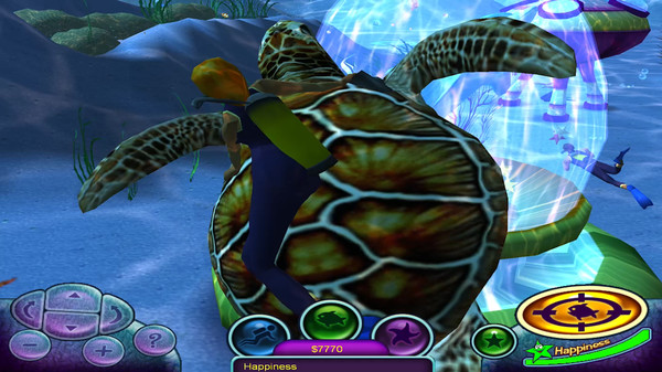 Deep Sea Tycoon: Diver's Paradise