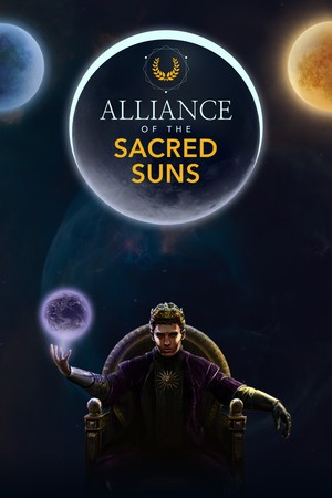 Alliance of the Sacred Suns poster image on Steam Backlog