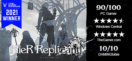 NieR Replicant ver.1.22474487139... on Steam Backlog