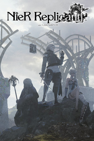NieR Replicant ver.1.22474487139... poster image on Steam Backlog
