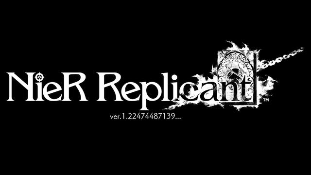 NieR Replicant ver.1.22474487139... - Steam Backlog