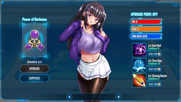 Hentai Girl Division