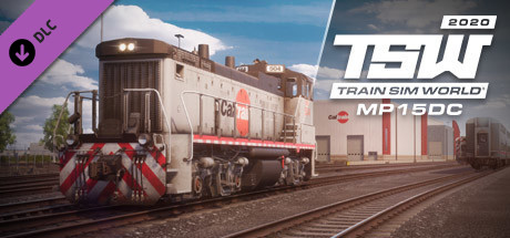 Train Sim World: Caltrain MP15DC Diesel Switcher Loco Add-On