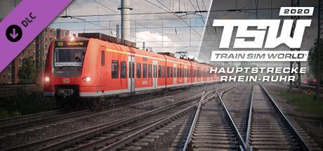 Train Sim World: Hauptstrecke Rhein-Ruhr: Duisburg - Bochum Route Add-On