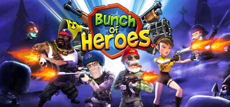 Купить Bunch of Heroes