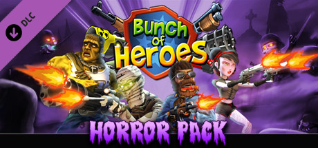 Купить Bunch of Heroes: Horror Pack (DLC)