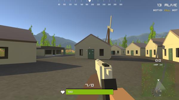 ZomB: Battlegrounds