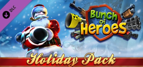 Купить Bunch of Heroes: Holiday Pack (Free DLC)
