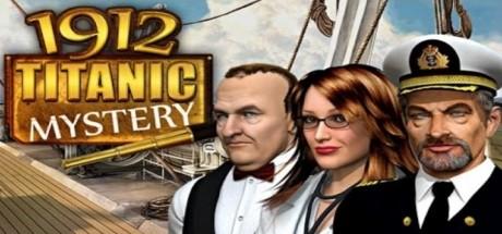 1912 Titanic Mystery cover art