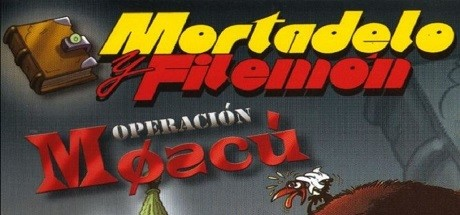 Mortadelo y Filemón: Operación Moscú cover art