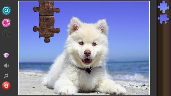 Puppy - Classic Jigsaw Puzzles (DLC)