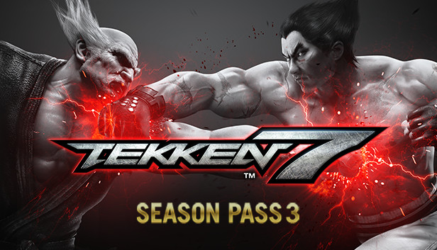 tekken 7 base game roster